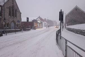 severe weather caused £200,000 overspend in somerset's highways budget