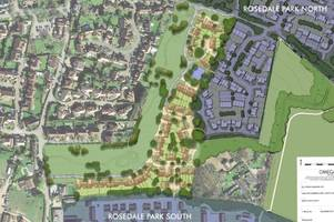 plans for 800 homes on goffs oak greenbelt at rosedale park approved by councillors