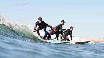 A Walk On Water Expanding to New Jersey with Event on June 9 - The surf therapy organization will be offering its first-ever clinic in the Garden State.