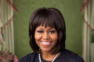 michelle obama is coming to edinburgh to speak at a prestigious charity dinner