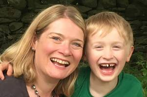 mum and son, 7, to make tv debut with innovative invention