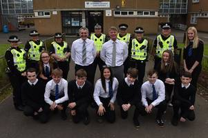 Reintroduction of North Ayrshire cops in schools not about 'policing pupils'