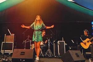 uddingston singer is hoping to land top jazz award