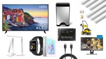 ET Memorial Day Deals: Dell 27-inch 144Hz 1440p Monitor for $400, 65-inch Vizio for $600, and more