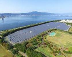 kyocera tcl solar completes 29mw solar power plant on repurposed land in japan
