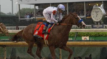Justify's Breeding Rights Sold in the $60 Million Range