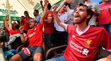 Real Madrid v Liverpool, the road to Kiev: Northern Ireland fans in desperate scramble to get to Champions League final