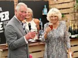 Prince Charles and Camilla turn into YouTube stars
