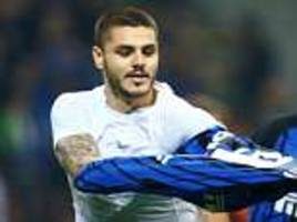 chelsea 'could offer' morata and £35m to inter milan for mauro icardi