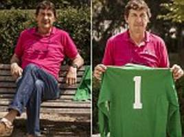 Real Madrid's keeper in 1981 European Cup final Agustin Rodriguez recalls defeat to Liverpool