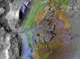 the rocks that could finally reveal life on the red planet