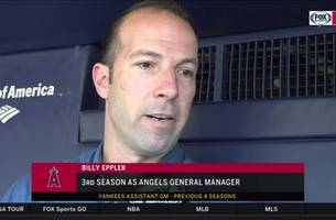 Billy Eppler returns to New York, explains Ohtani's playing time