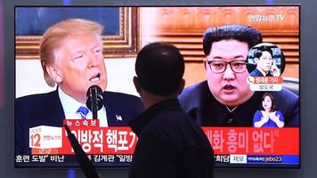 North Korea ready to talk 'at any time' with Donald Trump