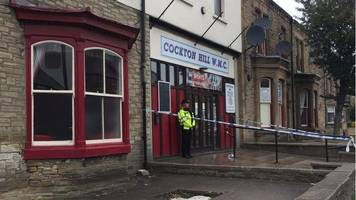 Bishop Auckland shooting: Man wounded by armed police