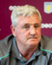 Aston Villa v Fulham: Steve Bruce hoping play-off glory can ease family tragedy pain