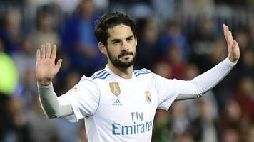 Man City prepare £70m Isco bid - Saturday's gossip
