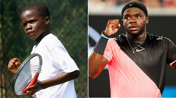 frances tiafoe: the janitor's son who became a french open hope