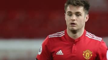 joe riley: manchester united defender joins bradford city on a two-year deal