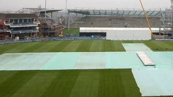 one-day cup: yorkshire v nottinghamshire abandoned without any play