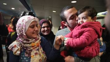 record decline in refugees goes beyond trump's campaign promise