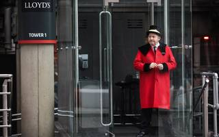 suits you: lloyd's of london lets staff dress down