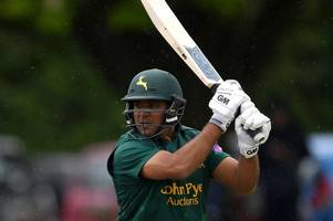 england ace samit patel will be back in league cricket this weekend