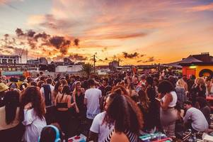 the best outdoor parties in bristol this summer