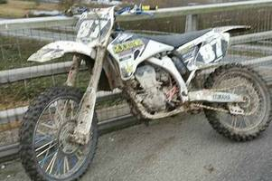 youth's riding motocross and quad bikes speeding and 'mounting pavements' in east bristol