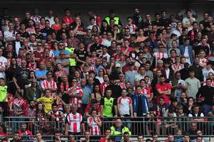 can exeter city fans pay on the gate for play-off final against coventry city?