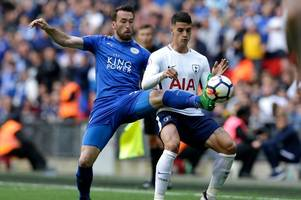 christian fuchs says leicester city fans can be optimistic for the future