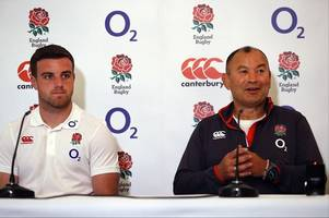 george ford captain as three leicester tigers named in england side to face barbarians