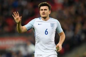 harry maguire and jamie vardy pick favourite world cup moments
