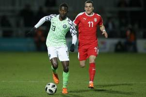 wilfred ndidi speaks out about world cup injury scare