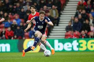 kieran dowell will be an 'amazing' player, says nottingham forest boss aitor karanka