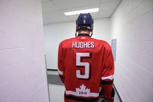 tommy hughes joins nottingham panthers from ahl's hartford wolf pack