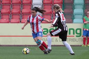 cheltenham town ladies and bristol city women prospect will round off season against arsenal