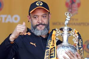 wolves, aston villa and the £26m striker - all the latest