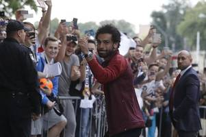Liverpool's Mohamed Salah to break Ramadan fast for Champions League final