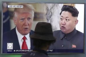 trump walks back to say north korea summit could be back on
