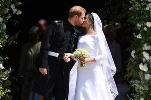 kate middleton's go-to designer claims there were two things wrong with meghan markle's wedding day look