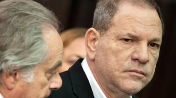 Harvey Weinstein released on $1m bail over rape and abuse charges