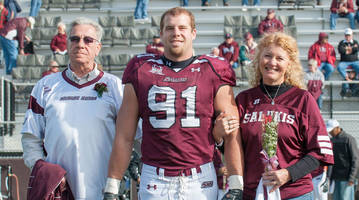 Former Southern Illinois Football Player Shot Three Times Helping Stop Indiana Middle School Shooter