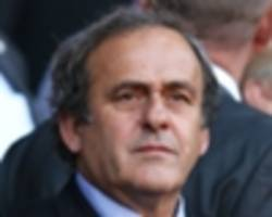 fifa dampens platini's hopes of reversing four-year ban from football