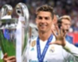 'It was nice to be at Real Madrid' - Cristiano Ronaldo drops transfer bombshell after Champions League final