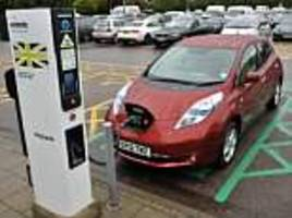 Some 85,500 electric-car chargers are needed in the next 2 years to keep up with demand