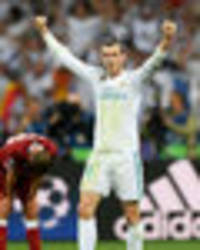 Real Madrid star Gareth Bale drops transfer bombshell seconds after stunning Liverpool