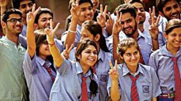 cbse class 12th results announced; meghna srivastava from noida tops with 499 marks out of 500