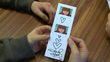 famous faces design bookmarks for burley brownies