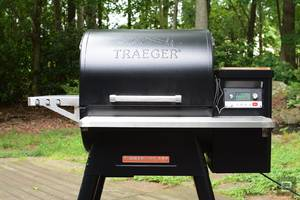 traeger timberline 850 review: bbq goes high tech