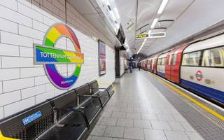 bank holiday travel: large parts of london's busiest tube line shut